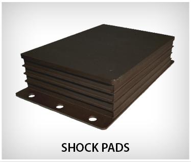Oteco Shock Pads
