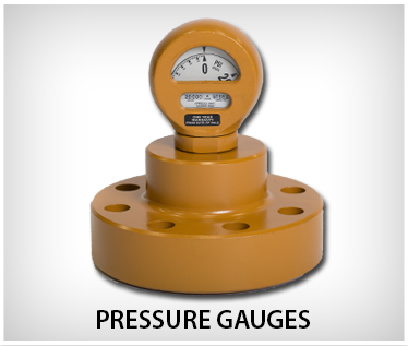Oteco Pressure Gauges